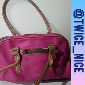 Ellen Tracy Pink Handbag